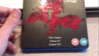 The Omen Trilogy 3 Disc Blu-Ray Review