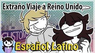 Mi Extraño Viaje a Reino Unido | My Weird Trip to the UK / Jaiden Animations [Español Latino]