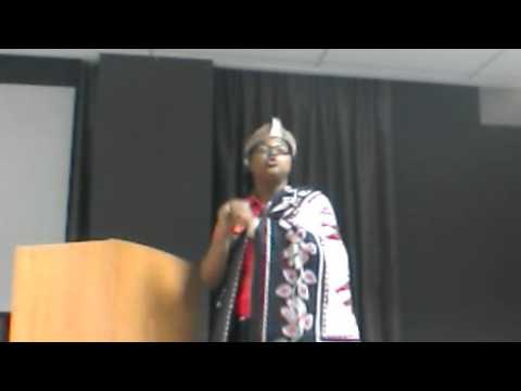 Amanda Gcabashe on African Spirituality in a Modern context