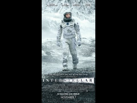 INTERSTELLAR by Christopher Nolan - Recap and Negative Reaction