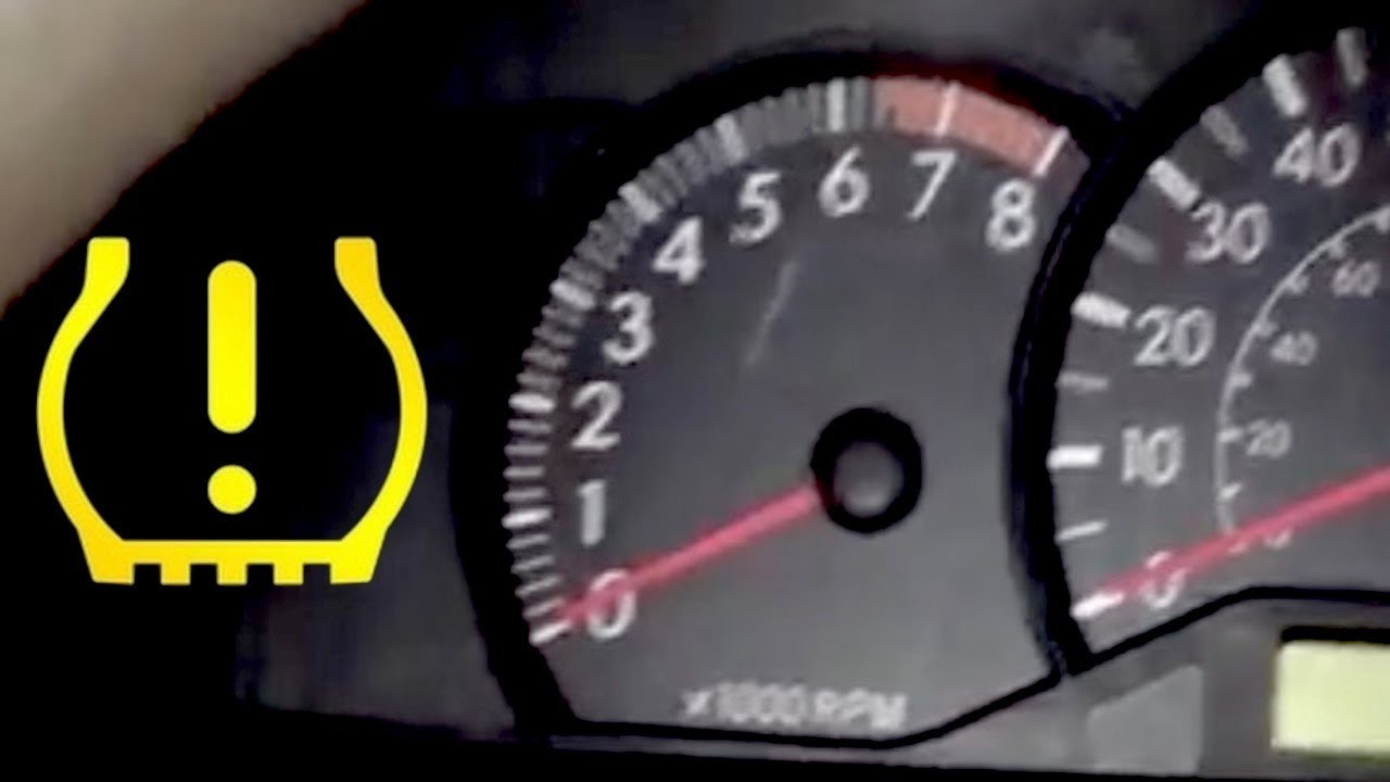 How To Fix Low Tire Pressure Light Toyota Corolla Youtube