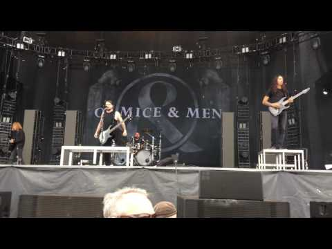 Of Mice & Men Unbreakable  Carolina Rebellion 5517