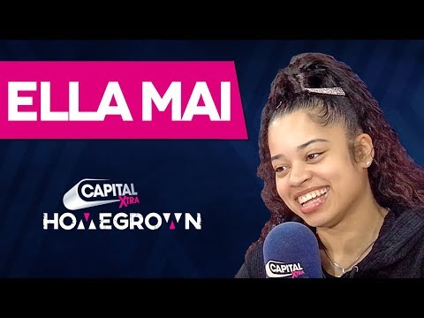 Ella Mai Addresses Chris Brown Collab & Reflects On Her Early Career Success