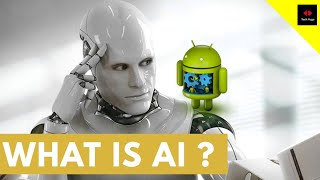 What is AI Technology ? | Is that really robot thinks ? | தமிழ் | Tech yuga