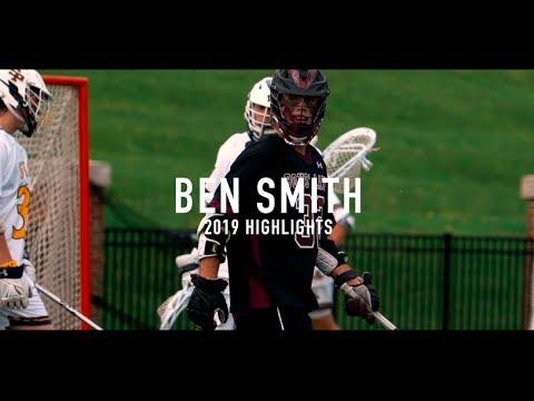 Ben Smith   2019 Highlights