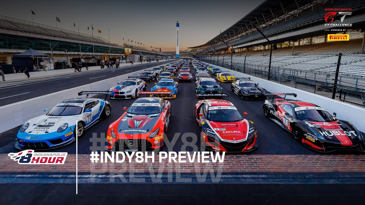 Indianapolis 8 Hour - America's new global endurance race - Motor Informed