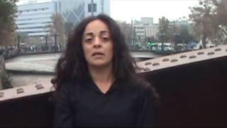 Videos de apoyo al Centro Cultural La Calera * Trinidad González y Paula Zuñiga (Neva)