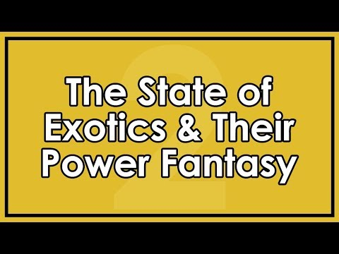 Destiny 2: The State of Exotics & Their Power Fantasy