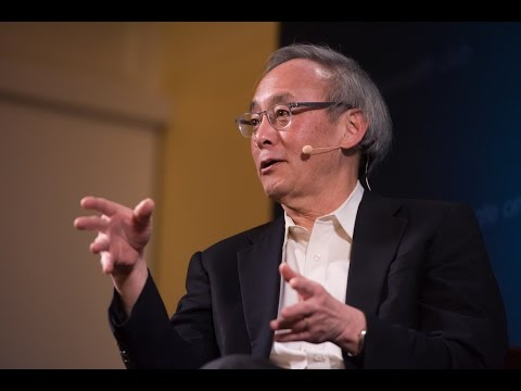 Steven Chu Shares Some Sobering Climate Change Math