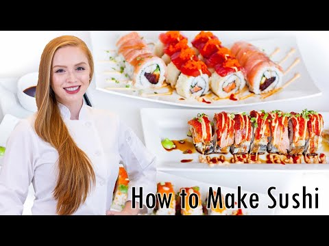 How to Make Sushi: Easy Step-by-Step Instructions