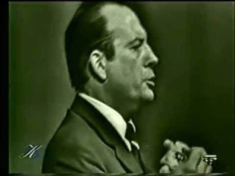Nicola Zaccaria - Verdi - Ernani - 'Che mai veggio!' - 1964