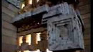 Imperial Hotel Lobby, Frank Lloyd Wright