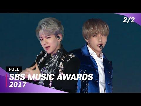 [FULL] SBS Music Awards 2017 (2/2) | 20171225 | EXO, BTS, BLACKPINK, Red Velvet, TWICE, NCT