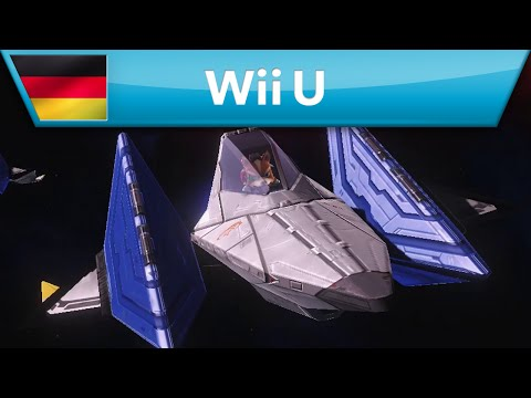 Star Fox Zero - Let's back up the squadron! (Wii U)