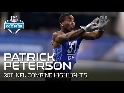 Patrick Peterson (LSU, DB) | 2011 NFL Combine Highlights