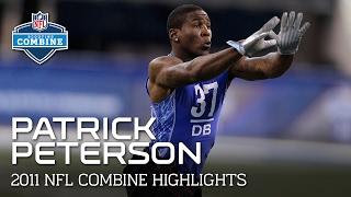 Patrick Peterson (LSU, DB) | 2011 NFL Combine Highlights