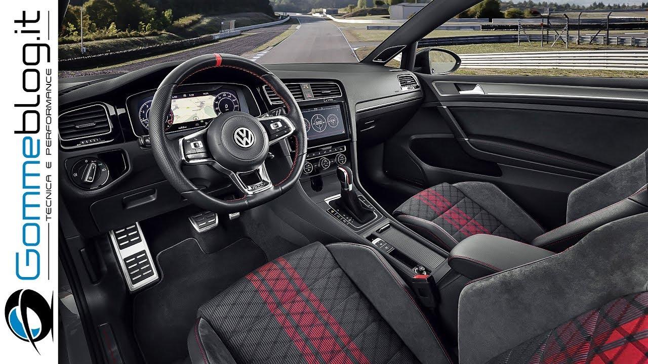 2019 Vw Volkswagen Golf Gti Tcr Interior Exterior Bonus Youtube