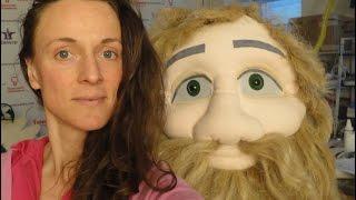 Супер лайфхак как сделать глаза и волосы ростовой кукле | Изготовление ростовых кукол | iclowns.ru(Привет, меня зовут Анстасия! Раскрываю секреты изготовления ростовых кукол. В этом видео дарю один из лайфх..., 2016-05-27T14:44:40.000Z)