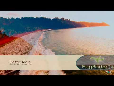 TRAVEL TIP: BEAUTIFUL COSTA RICA (HD) FLUGRADAR24.info