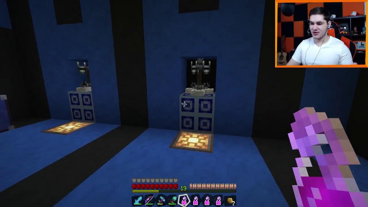 """Minecraft #279 –  """"Najlepsze potki do walki ze smokiem?!"""""""