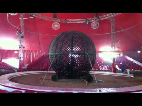 practice globe of death