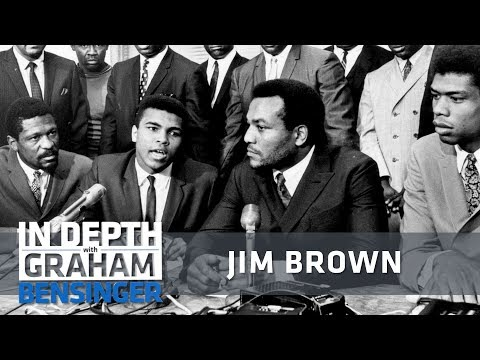 Jim Brown on Muhammad Ali: I turned down fighting him