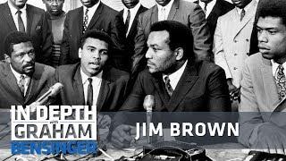 Jim Brown on Muhammad Ali: I turned down fighting him