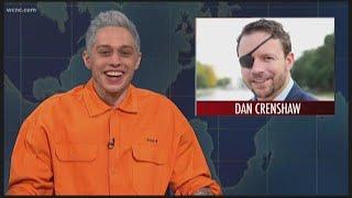 Pete Davidson mocks wounded veteran on SNL