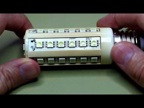 LED Lamp Teardown (#003)