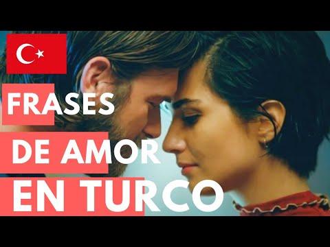 Frases De Amor En Turco