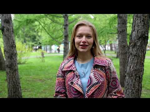 видео: Анна Симонова приглашает на день России