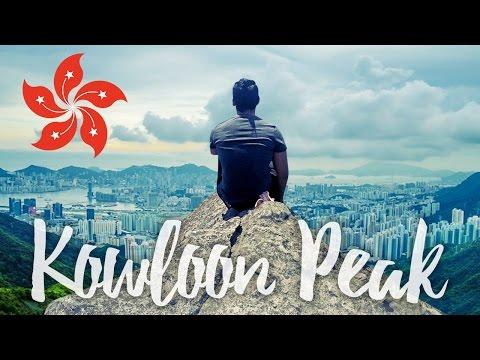 GoPro HERO4 : Kowloon Peak Trekking ( Hong Kong )