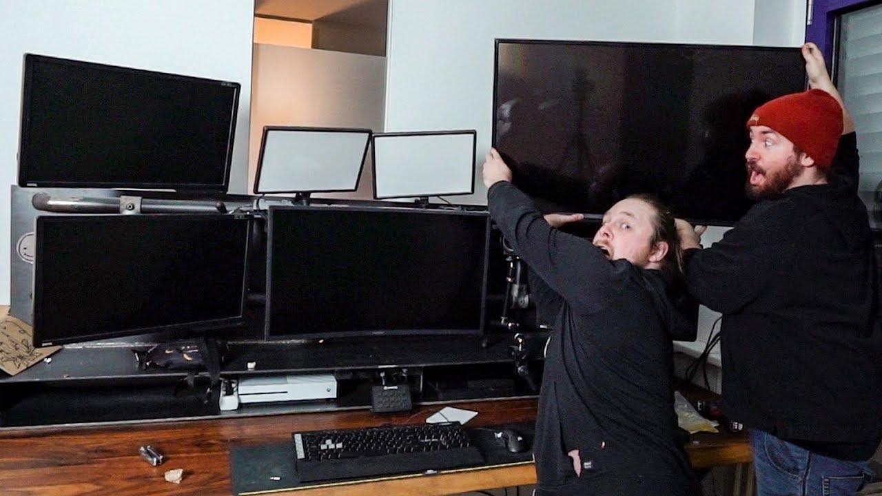 Das Krasseste Gaming Zimmer 13 Youtube