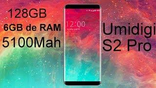 Umidigi S2 Pro / 128GB + 6GB + 5100Mah