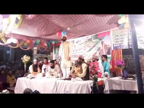 Faheem Akhtar Naat On Puranpur Part 2 2017