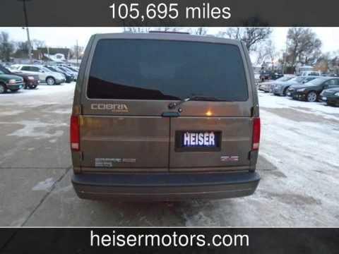 2004 gmc safari used cars dickinson north dakota 2014 for Heiser motors dickinson nd