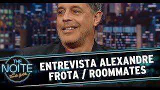 The Noite 27/05/14 (parte 1) - Entrevista Alexandre Frota