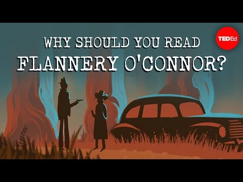 Video image: Why should you read Flannery O'Connor? - Iseult Gillespie