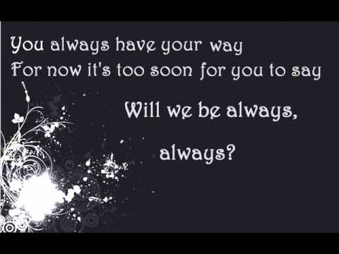 You Me At Six - Always Attract (with lyrics on screen)
