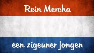 Rein Mercha - zigeuner Jongen