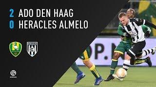 ADO Den Haag - Heracles Almelo | 03-02-2019 | Samenvatting
