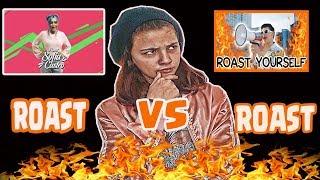 ROAST VS ROAST - ¿Cual es mejor?