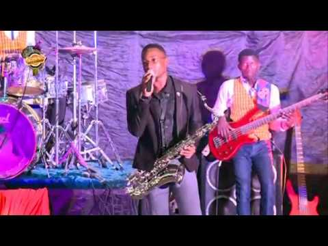 Kwame Jnr Sax of Ghana - Gospel Jazz Evening Africa 2016