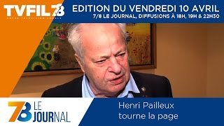 7/8 Le journal – Edition du vendredi 10 avril 2015