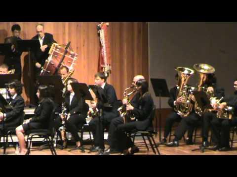 Pas-doble Cinctorres   SOCIETAT MUSICAL CINCTORRANA (Auditori Peníscola)