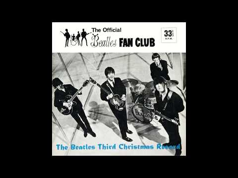 The Beatles 1965 Christmas Message Outtakes