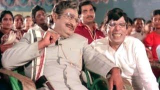Comedy Kings - Kaikala Satyanarayana, S. Varalakshmi Hilarious Comedy Scene