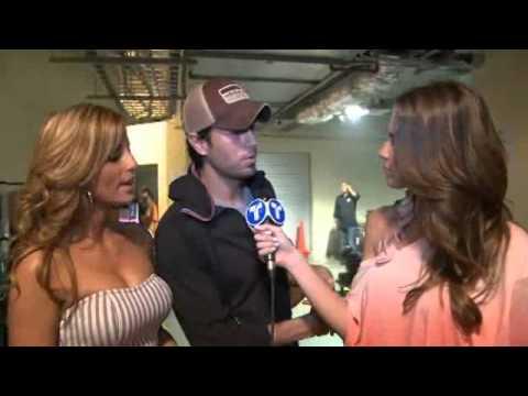 Enrique Iglesias -  Undres Our Hosts Exclusiva Telemundo Premios Billboard Latino 2011