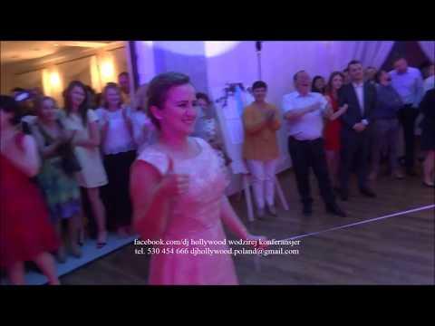 DJ Hollywood Wesele Video Mix Z 2018 Kraków, Zakopane, Nowy Sącz, Andrychów, Nowy Targ, Mszana Dolna