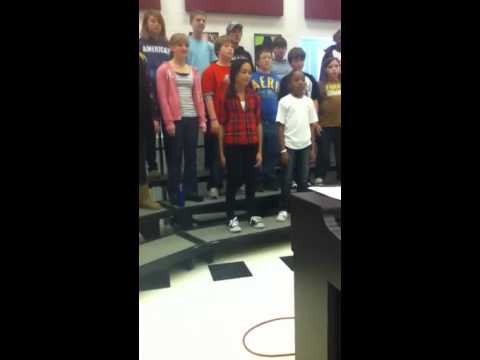 West point middle school chorus
